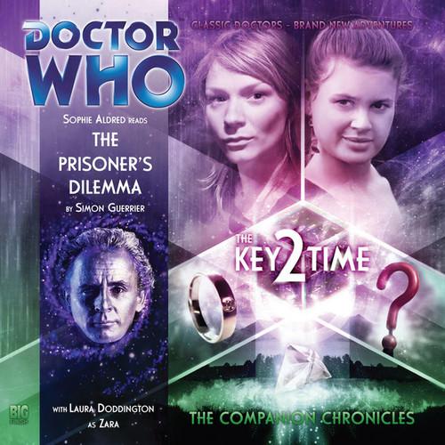 Companion Chronicles - Key 2 Time - The Prisoner's Dilemma - Big Finish Audio CD 3.8