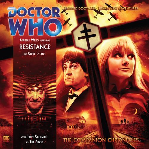 Companion Chronicles - Resistance - Big Finish Audio CD 3.9