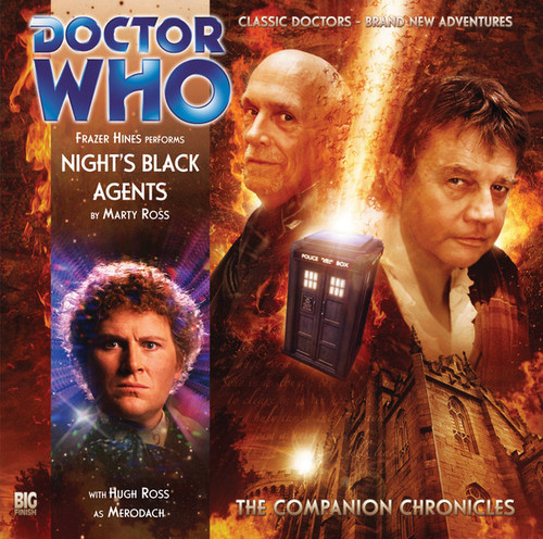 Companion Chronicles - Night's Black Agents - Big Finish Audio CD 4.11