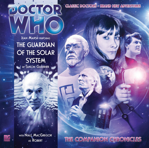 Companion Chronicles - The Guardian of the Solar System - Big Finish Audio CD 5.1