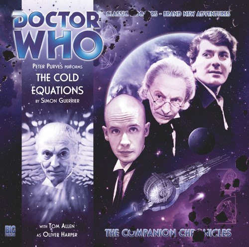 Companion Chronicles - The Cold Equations - Big Finish Audio CD 5.12