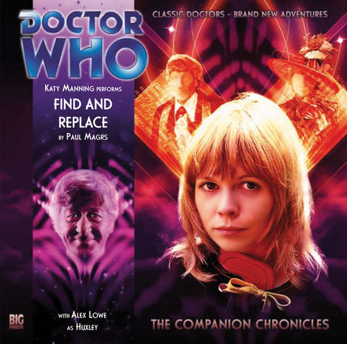 Companion Chronicles - Find and Replace - Big Finish Audio CD 5.3