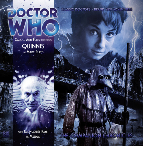 Companion Chronicles - Quinnis - Big Finish Audio CD 5.6