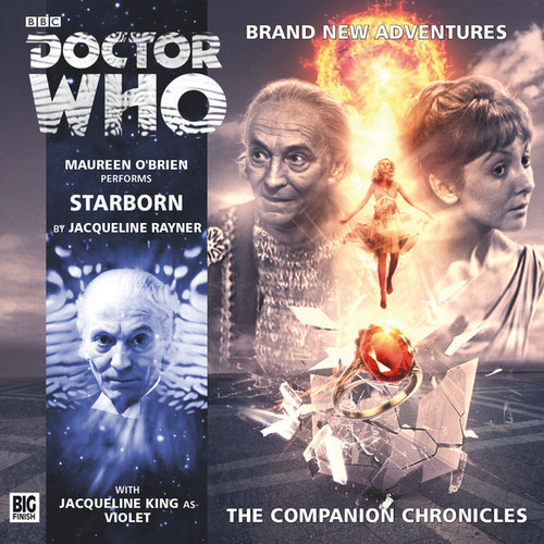 Companion Chronicles - The Forbidden Time - Big Finish Audio CD 5.9