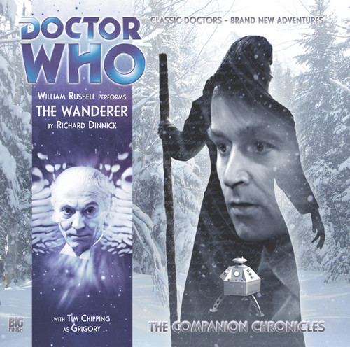 Companion Chronicles - The Wanderer - Big Finish Audio CD 6.10