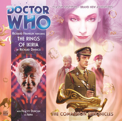 Companion Chronicles - The Rings of Ikiria - Big Finish Audio CD 6.12