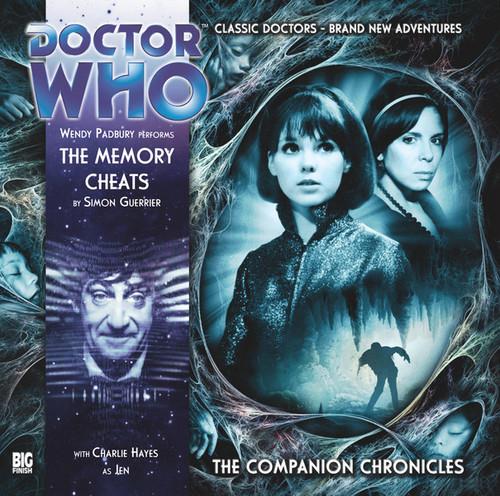 Companion Chronicles - The Memory Cheats - Big Finish Audio CD 6.3