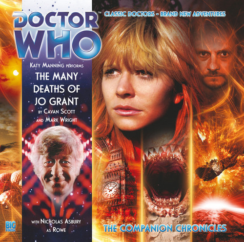 Companion Chronicles - The Many Deaths of Jo Grant - Big Finish Audio CD 6.4
