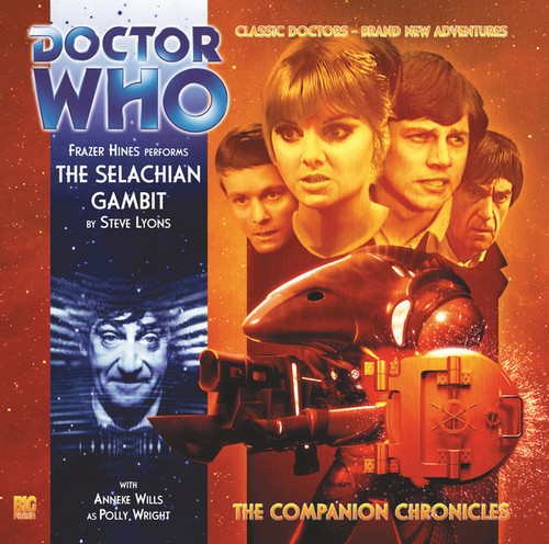 Companion Chronicles - The Selachian Gambit - Big Finish Audio CD 6.8