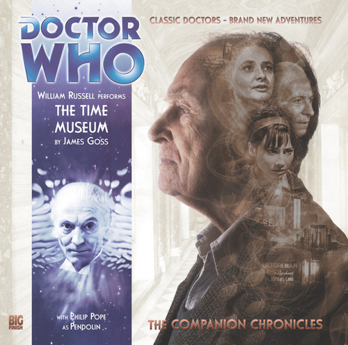 Companion Chronicles - The Time Museum - Big Finish Audio CD 7.1