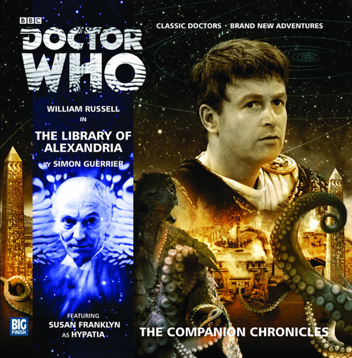 Companion Chronicles - The Library of Alexandria - Big Finish Audio CD 7.10