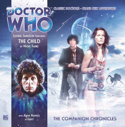Companion Chronicles - The Child - Big Finish Audio CD 7.6