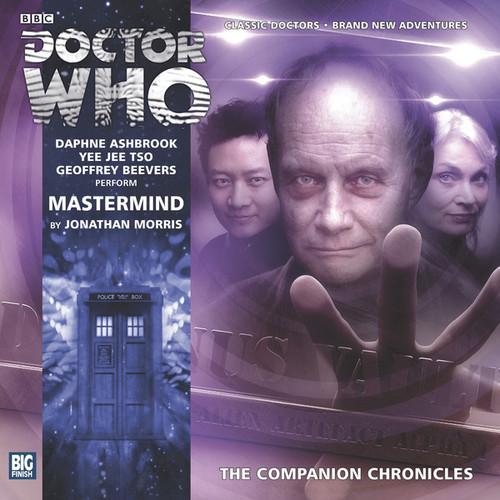 Companion Chronicles - Mastermind - Big Finish Audio CD 8.1