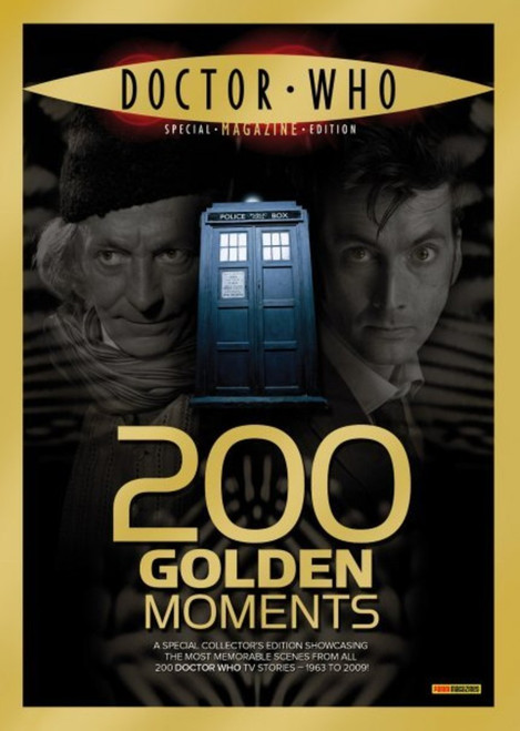Doctor Who Magazine Special: 200 Golden Moments