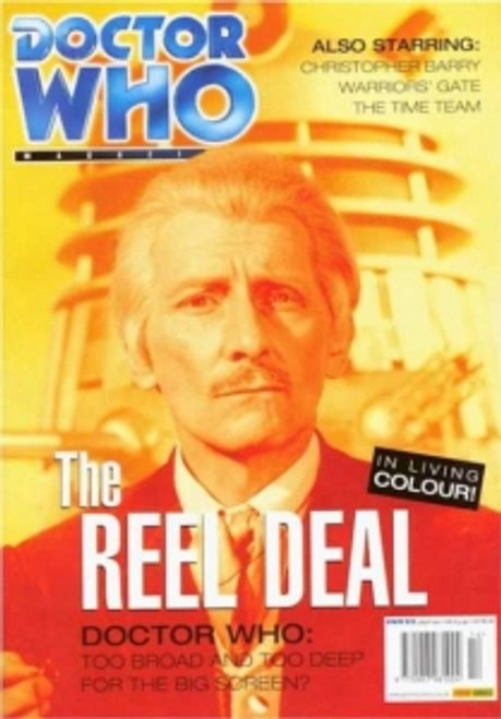 Doctor Who Magazine #315