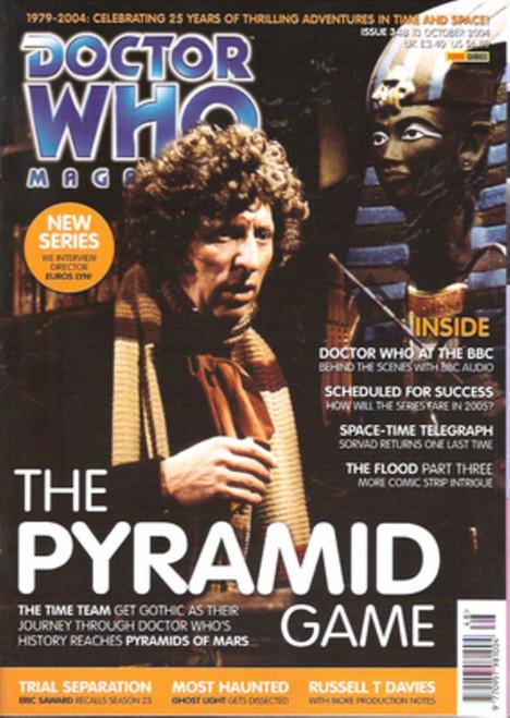 Doctor Who Magazine #348
