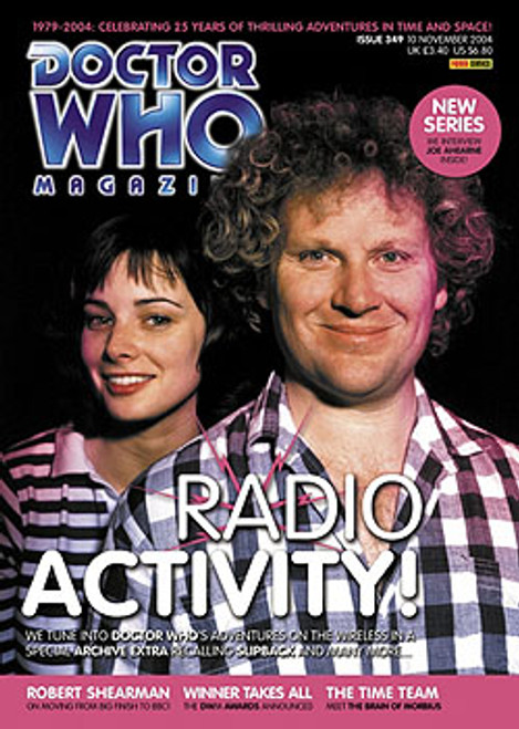 Doctor Who Magazine #349