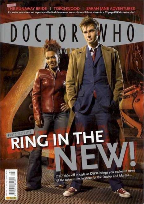 Doctor Who Magazine #378