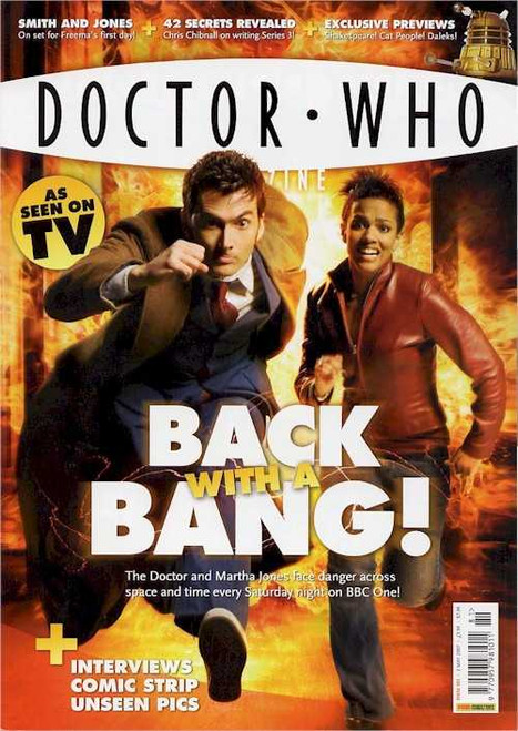 Doctor Who Magazine #381