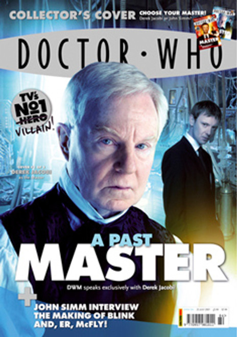 Doctor Who Magazine #384