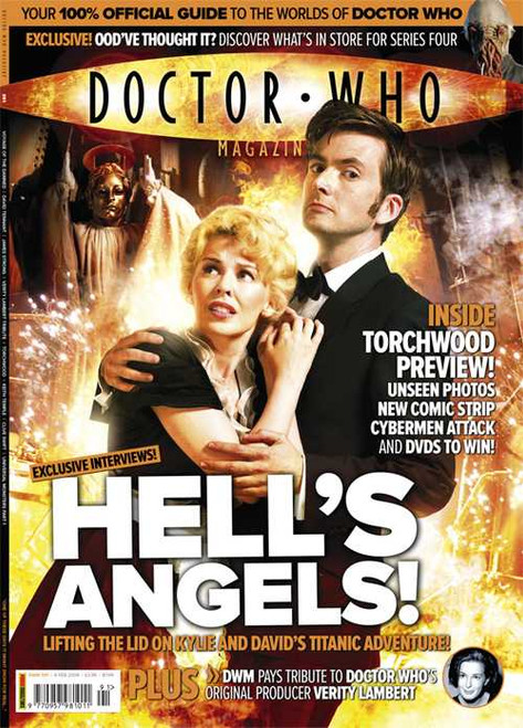 Doctor Who Magazine #391