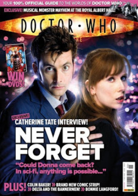 Doctor Who Magazine #399