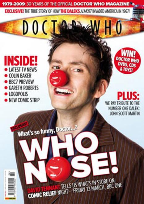 Doctor Who Magazine #406