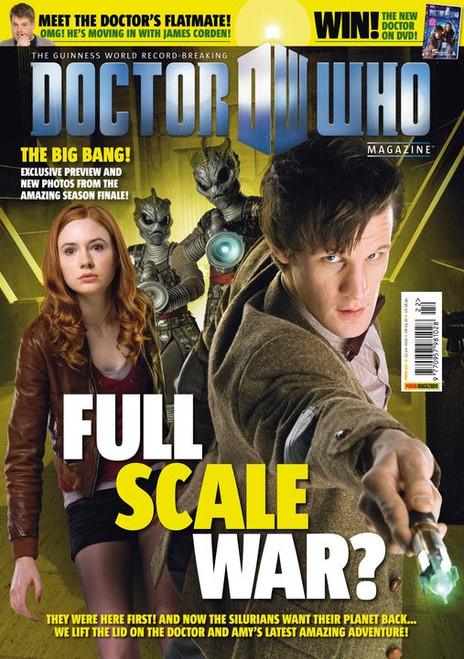 Doctor Who Magazine #422