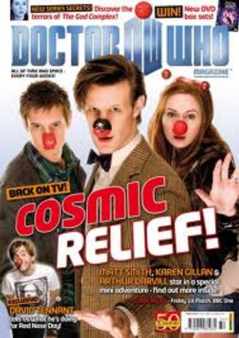Doctor Who Magazine #432