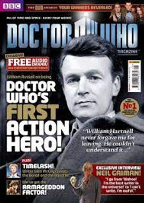 Doctor Who Magazine #448 - FREE Big Finish Story - The Revenants
