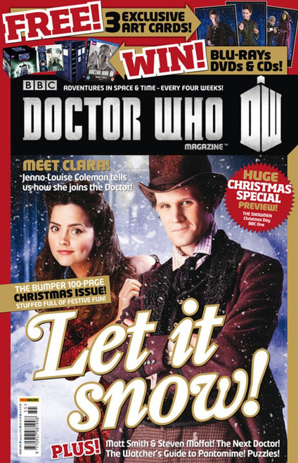 Doctor Who Magazine #455 - 100 Page Christmas Bumper Issue
