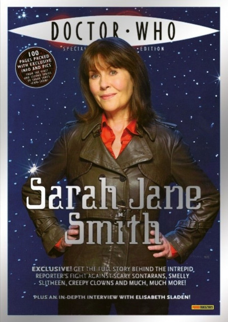 Doctor Who Magazine Special #23 - Sarah Jane Smith