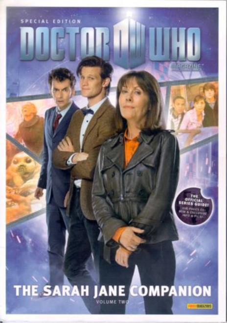 Doctor Who Magazine Special #28 - Sarah Jane Smith - Volume 2