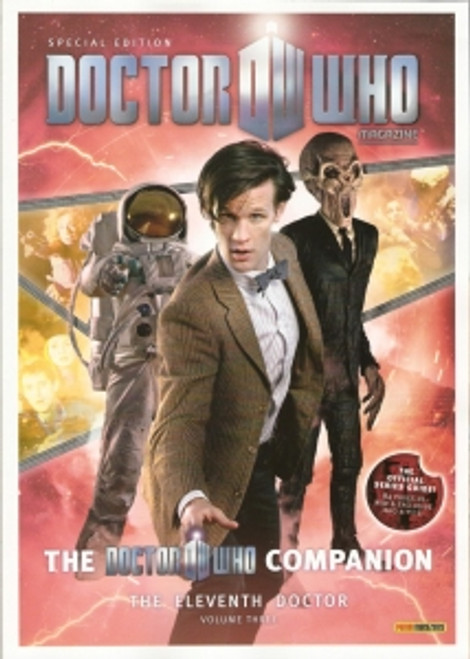 Doctor Who Magazine Special #29 - The 11th Doctor - Part 3