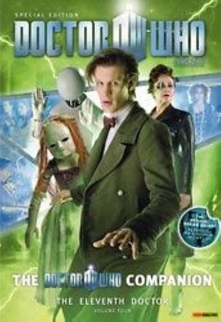Doctor Who Magazine Special #30 - The 11th Doctor - Part 4
