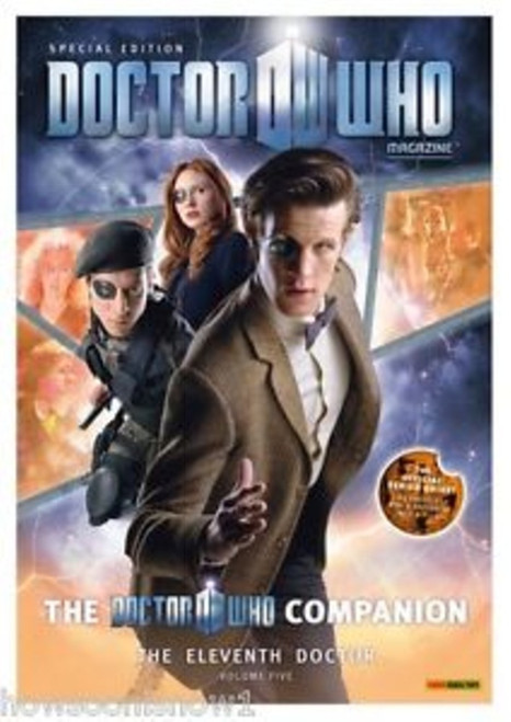 Doctor Who Magazine Special #31 - The 11th Doctor - Part 5