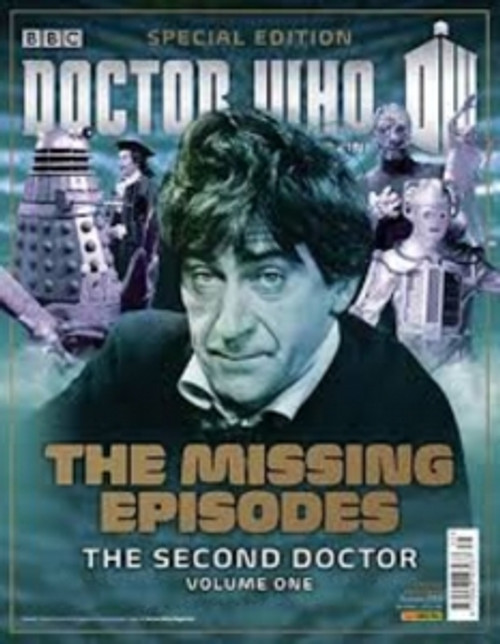 Doctor Who Magazine Special #35 - The Missing Episodes - The 2nd Doctor (Volume 1)
