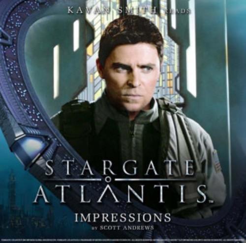 Stargate Altantis: Impressions-Big Finish Audio CD (Audiobook)