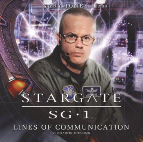 Stargate SG-1: Lines of Communication-Big Finish Audio CD (Audiobook)