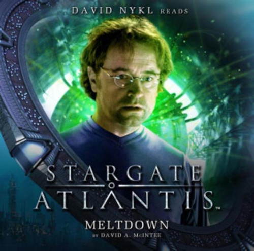 Stargate Altantis: Meltdown -Big Finish Audio CD (Audiobook)