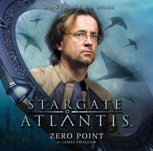 Stargate Altantis: Zero Point-Big Finish Audio CD (Audiobook)