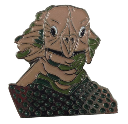 Sea Devil Pin