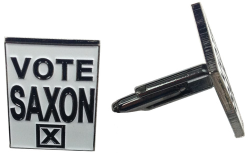 Vote Saxon Cufflinks
