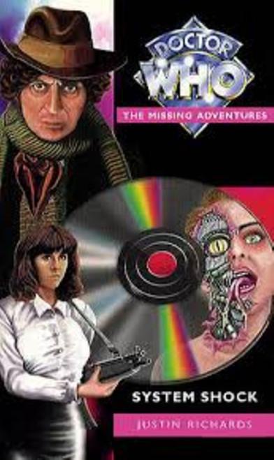 Missing Adventures - SYSTEM SHOCK Paperback Book by Justin Richards