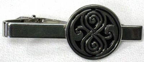 Seal of Gallifrey (Rassilon) Tie Clip