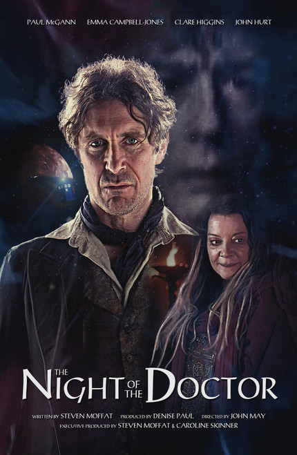 Night of the Doctor - 8th Doctor Print