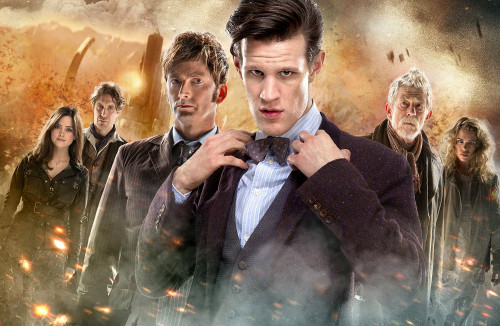 Day of the Doctor Print