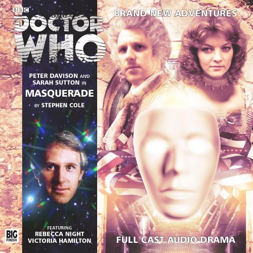 Masquerade Audio CD - Big Finish #187