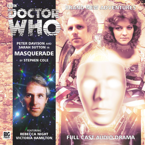Masquerade Audio CD - Big Finish #187