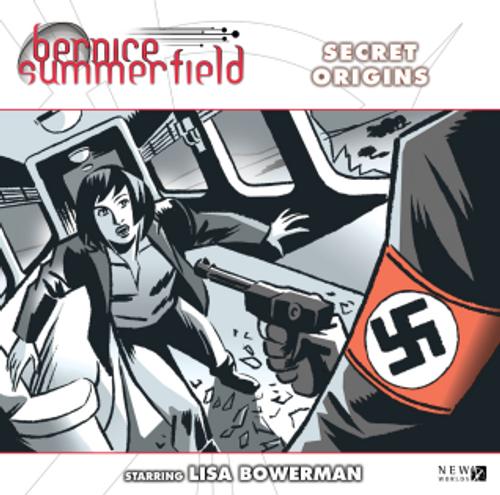 Bernice Summerfield: #10.4 Secret Origins - Big Finish Audio CD